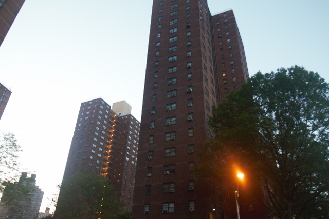 Stanely M. Isaacs Housing