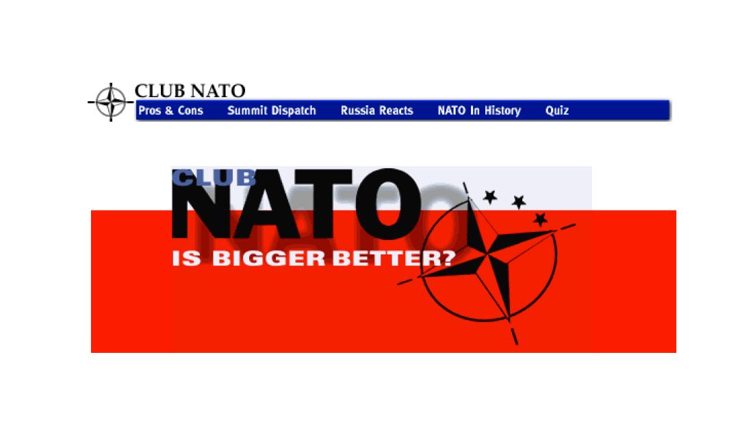 Club NATO: Is Bigger Better?