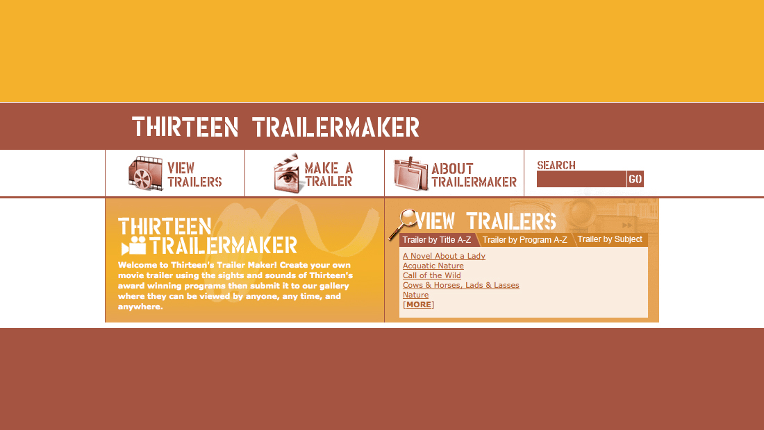 Thirteen Trailermaker